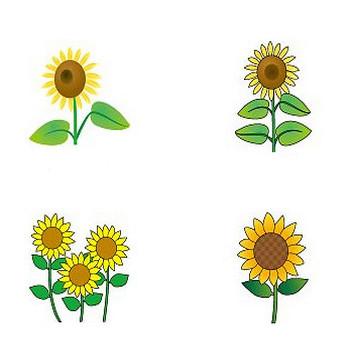 花定番の花特集2-花の無料イラスト素材-イラストポップ