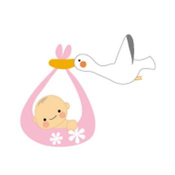 赤ちゃん(育児・子育て)のイラスト無料ダウンロード