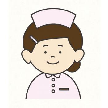 女性看護師 | フリーイラスト素材のぴくらいく|商用利用可能です