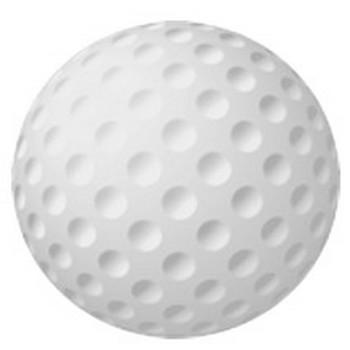 ゴルフボールのフリーのイラスト:ゴルフの初心者講座