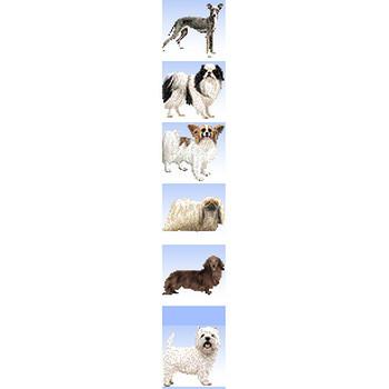 犬のイラスト集(50音順)<条件付フリー素材集