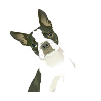 犬 イラスト:無料イラスト素材倉庫