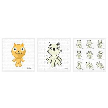 猫のイラスト素材集|dakIMG(ダックイメージ)
