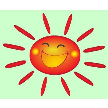 天気|無料イラスト|ダウンロード|PNG/太陽