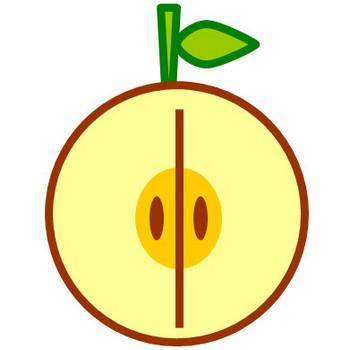 果物のイラスト(2)|フリー素材 イラストカット.com