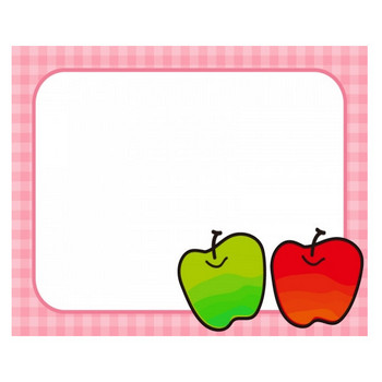 2つのりんごのフレーム飾り枠イラスト | 無料イラスト かわいいフリー素材集 フレームぽけっと
