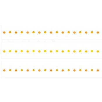 みかんのライン   罫線・飾り罫ライン素材 FREE LINE DESIGN