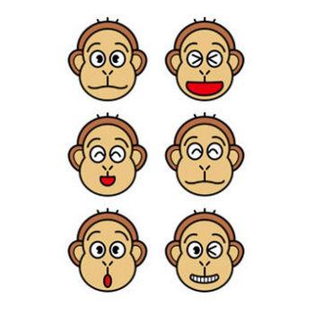 猿(サル) - GAHAG | 著作権フリー写真・イラスト素材集