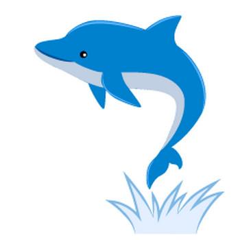 【まとめ】イルカのフリーイラスト素材|イラストイメージ