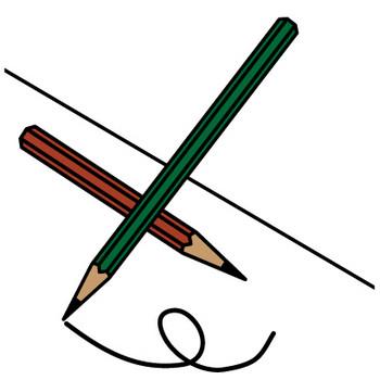 鉛筆(えんぴつ) | 学校イラスト無料素材