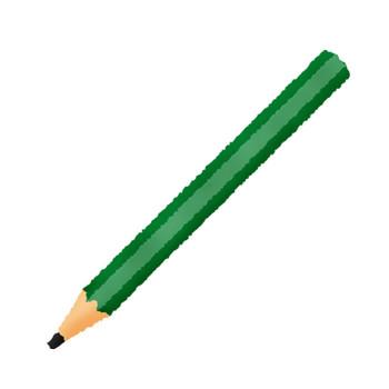 鉛筆 | フリーイラスト素材 イラストラング