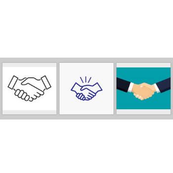 Handshake に関するベクター画像、写真素材、PSDファイル | 無料ダウンロード