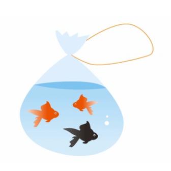 金魚すくいフリー素材のイラスト画像集めてみた