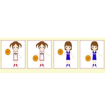 バスケットボール - 無料のイラスト素材集