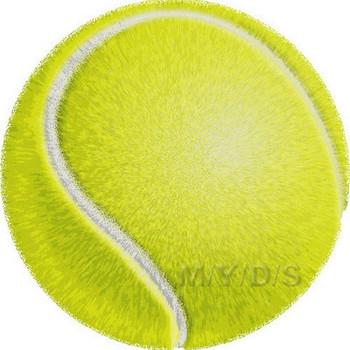 テニス ボールのイラスト・条件付フリー素材集