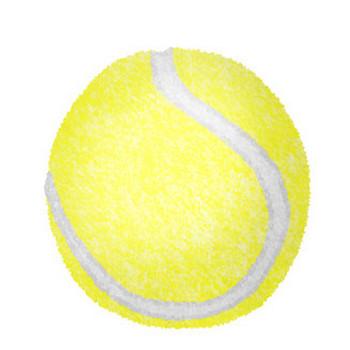 テニスボール | フリーイラスト素材 イラストリウム
