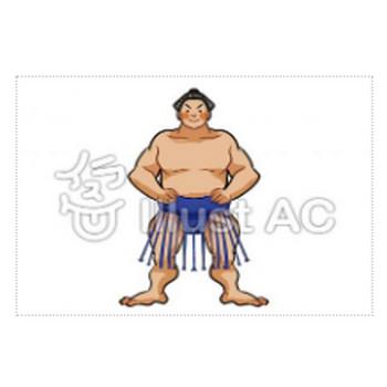相撲イラスト/無料イラストなら「イラストAC」