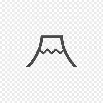 富士山のフリーアイコン | アイコン素材ダウンロードサイト「icooon-mono」 | 商用利用可能なアイコン素材が無料(フリー)ダウンロードできるサイト