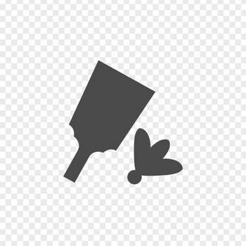 羽子板アイコン1 | アイコン素材ダウンロードサイト「icooon-mono」 | 商用利用可能なアイコン素材が無料(フリー)ダウンロードできるサイト