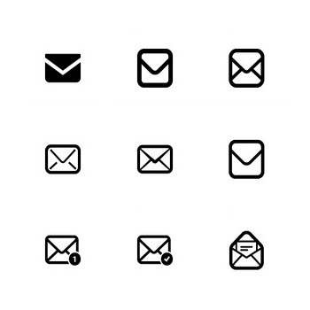 Eメール | アイコン素材ダウンロードサイト「icooon-mono」 | 商用利用可能なアイコン素材が無料(フリー)ダウンロードできるサイト