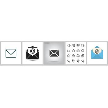 Email に関するベクター画像、写真素材、PSDファイル | 無料ダウンロード