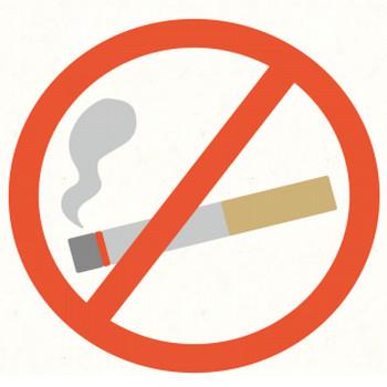 禁煙マーク | フリーイラスト素材のぴくらいく|商用利用可能です