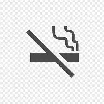 禁煙アイコン | アイコン素材ダウンロードサイト「icooon-mono」 | 商用利用可能なアイコン素材が無料(フリー)ダウンロードできるサイト