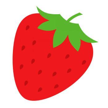 イチゴのイラスト【無料・フリー】