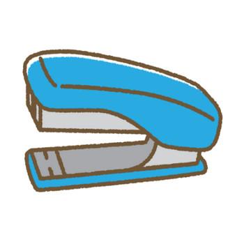 ホッチキス(ホチキス)のイラスト | 無料フリーイラスト素材集【Frame illust】