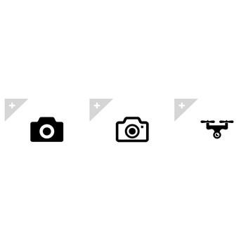 カメラ | アイコン素材ダウンロードサイト「icooon-mono」 | 商用利用可能なアイコン素材が無料(フリー)ダウンロードできるサイト
