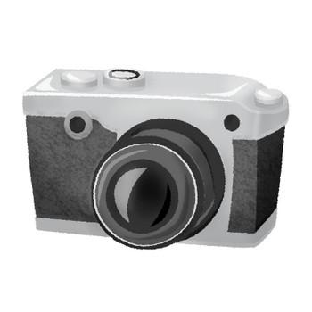 カメラ | フリーイラスト素材 イラストラング