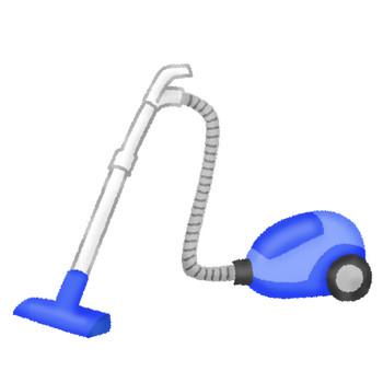 掃除機 | フリーイラスト素材 イラストラング