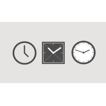 時計イラスト | EC design(デザイン)