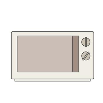 電子レンジ|オーブン|無料イラスト|配布サイト|クリップアート素材
