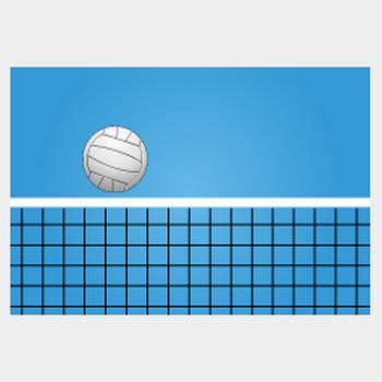 【まとめ】バレーボールのフリーイラスト素材集|イラストイメージ