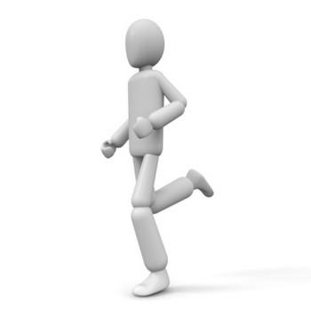 マラソン - スポーツイラスト 無料素材