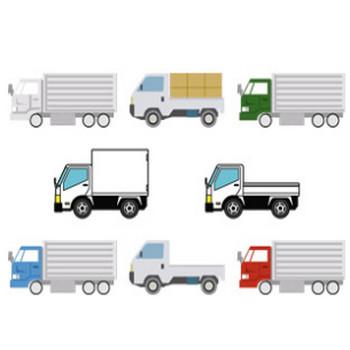 トラック - GAHAG | 著作権フリー写真・イラスト素材集