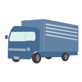トラック|クリップアート素材|無料イラスト|画像