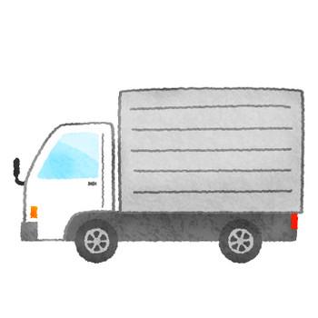 トラック | フリーイラスト素材 イラストラング