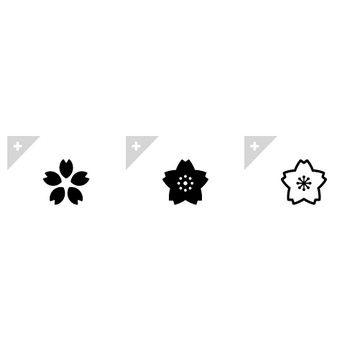 桜 | アイコン素材ダウンロードサイト「icooon-mono」 | 商用利用可能なアイコン素材が無料(フリー)ダウンロードできるサイト