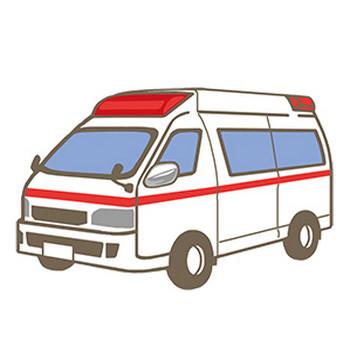 救急車のイラスト🎨【フリー素材】|看護roo![カンゴルー]