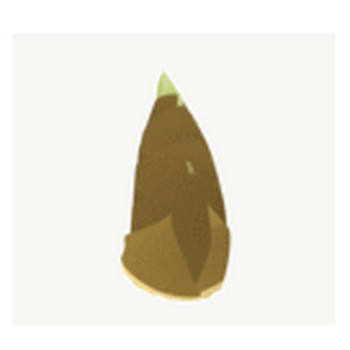 たけのこ: 素材庭園(フリーイラスト素材集) ~花・動物・食べ物・人物・雑貨他