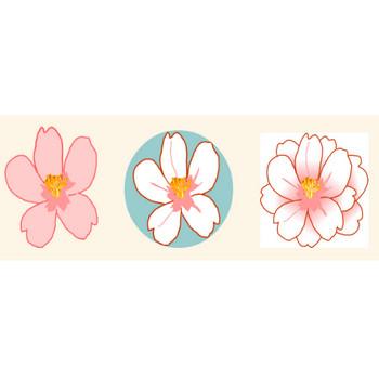 桜 サクラ イラスト 無料