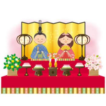 雛祭り(ひなまつり) - GAHAG | 著作権フリー写真・イラスト素材集