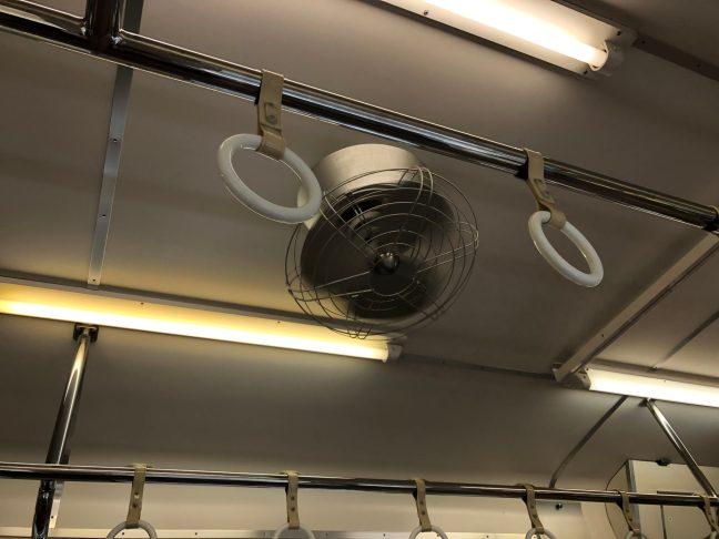 天井扇風機