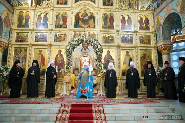 Нарвская и Причудская епархия - официальный сайт