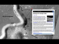 NASA - NASA and Google Launch Virtual Exploration of the Moon