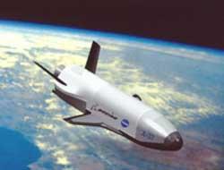 NASA X37