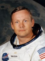 Neil Armstrong by NASA