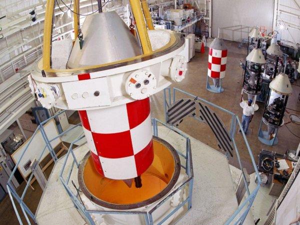NASA - Drop Vehicle in the Zero Gravity Research Facility